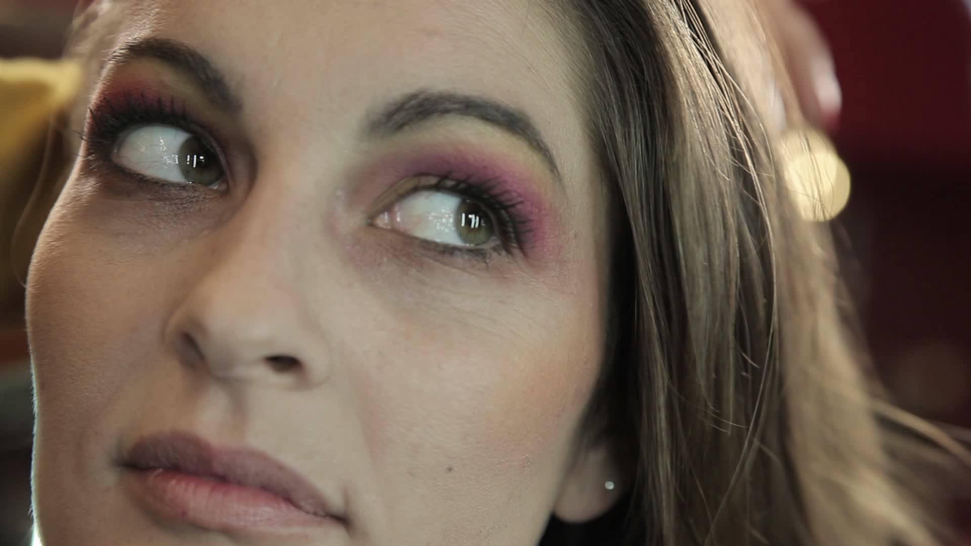 Los ojos de Mayka Romero en Copla de Gonzalo García Pelayo