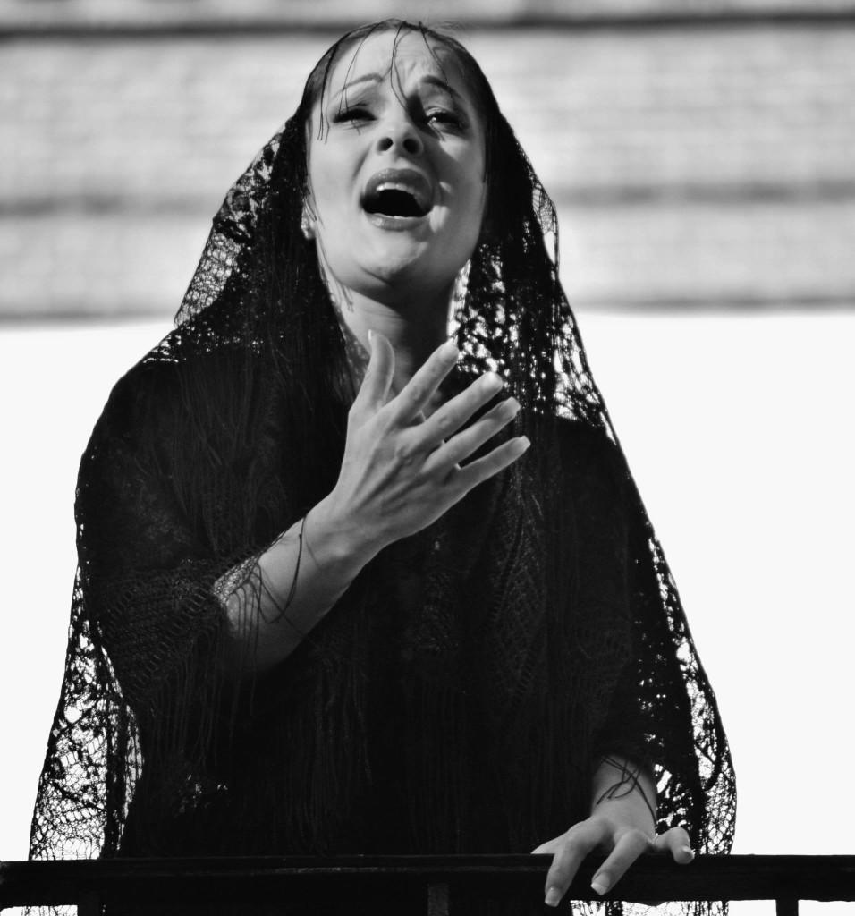 Mayka Romero en Amo que te amen de Gonzalo García Pelayo
