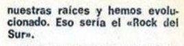 Gonzalo García Pelayo entrevista a Triana 1974