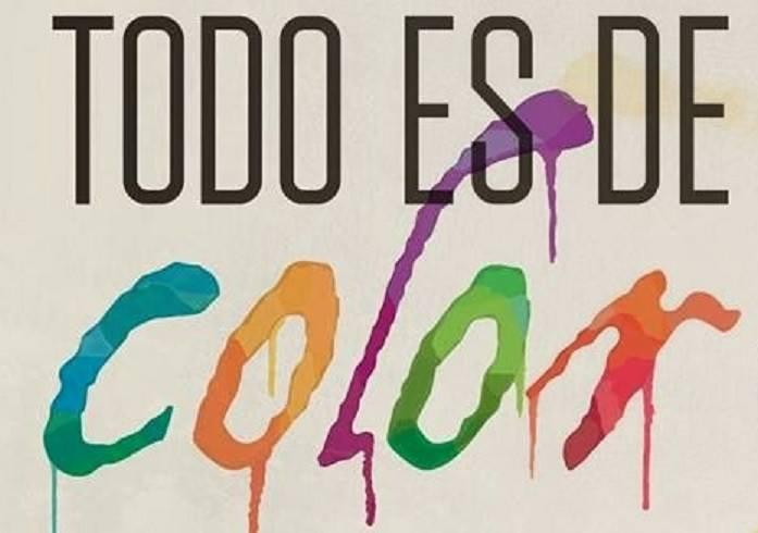 Todo es de Color 1 cartel