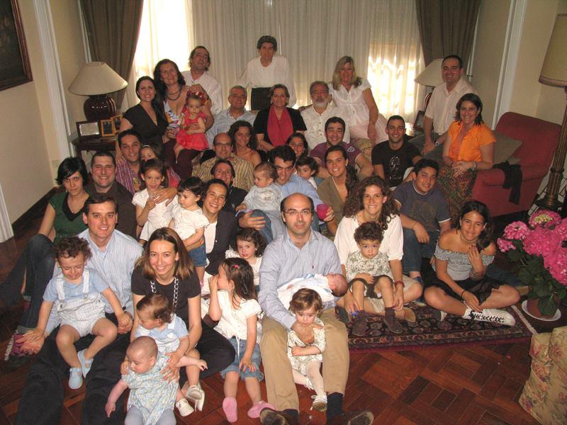 La familia de Paca Segovia y García Pelayo