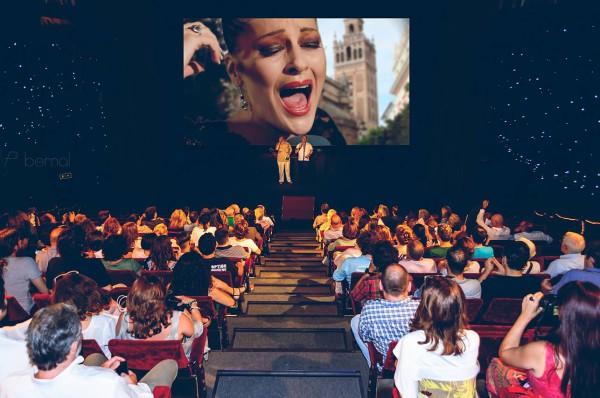Copla, Teatro Quintero