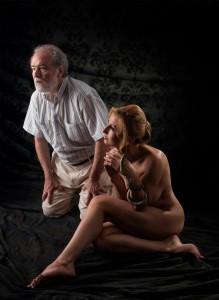 Gonzalo García Pelayo taller de fotos y desnudos