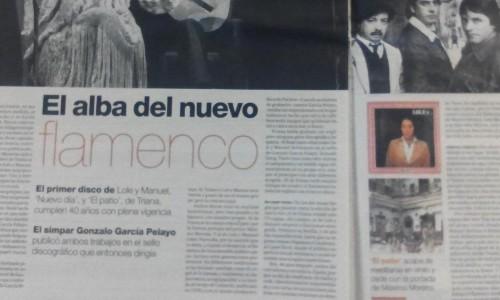 El Periodico, El Alba del Nuevo Flamenco