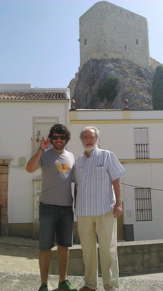 Gonzalo en Olvera