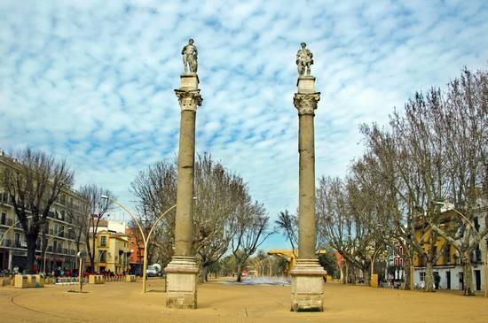 Alameda de Hércules, Sevilla, Todo es de Color