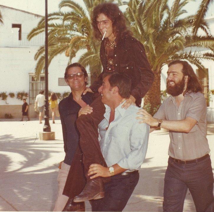 Boda de Javier García-Pelayo y Rosa Ávila