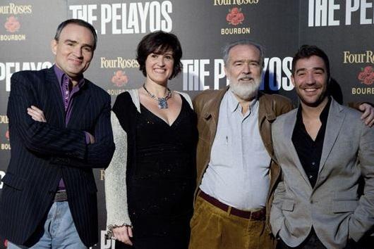 Presentación en Madrid de The Pelayos
