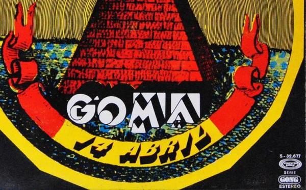 Goma, Gonzalo García Pelayo