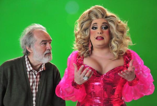 Nacha la Macha en Amo que te Amen de Gonzalo García Pelayo