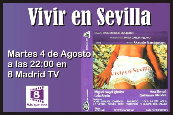 Vivir en Sevilla en Canal 8