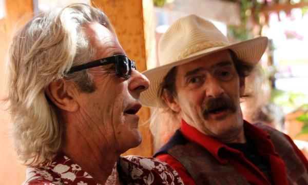 Javier con Eduardo de Triana