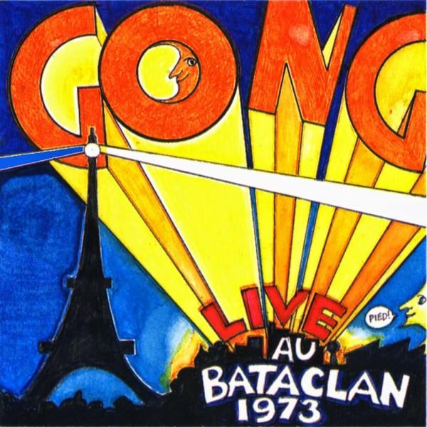 Gong en la sala Bataclán