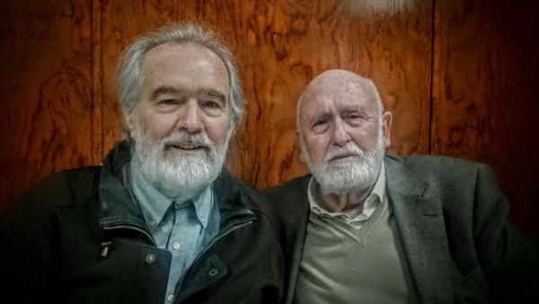 Gonzalo y el Sr. Chinarro