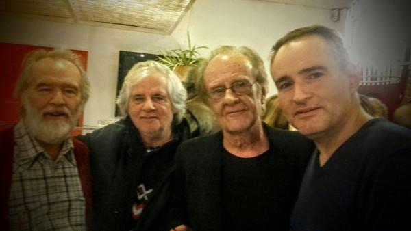 Con Aute e Iván
