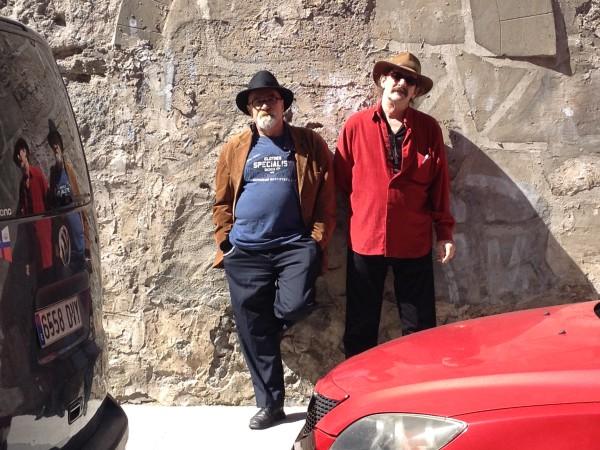 Javier García-Pelayo y Antonio Gómez