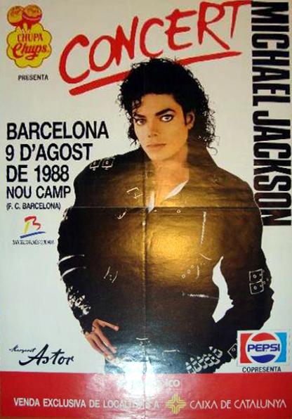Javier Poster Michael Jackson