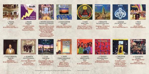 Catalogo discos Gonzalo