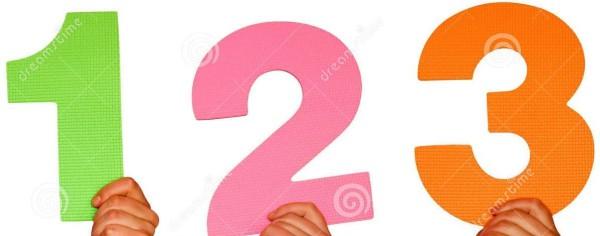 Tres 1 2 3