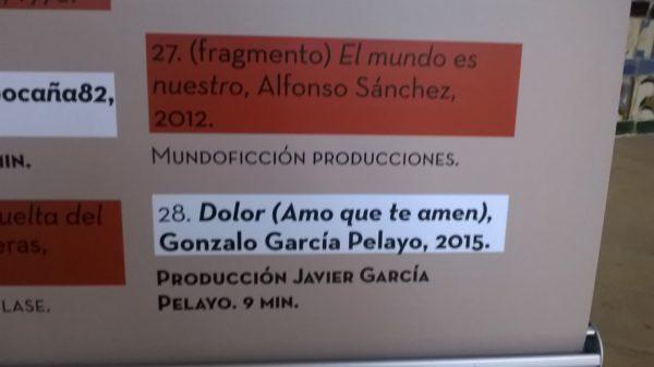 Exposicion Sacer de Pedro G.romero
