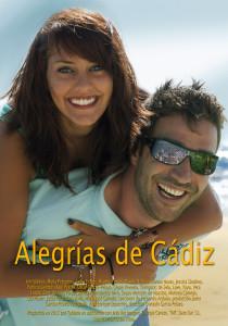 Cartel Alegrías de Cádiz de Gonzalo García Pelayo