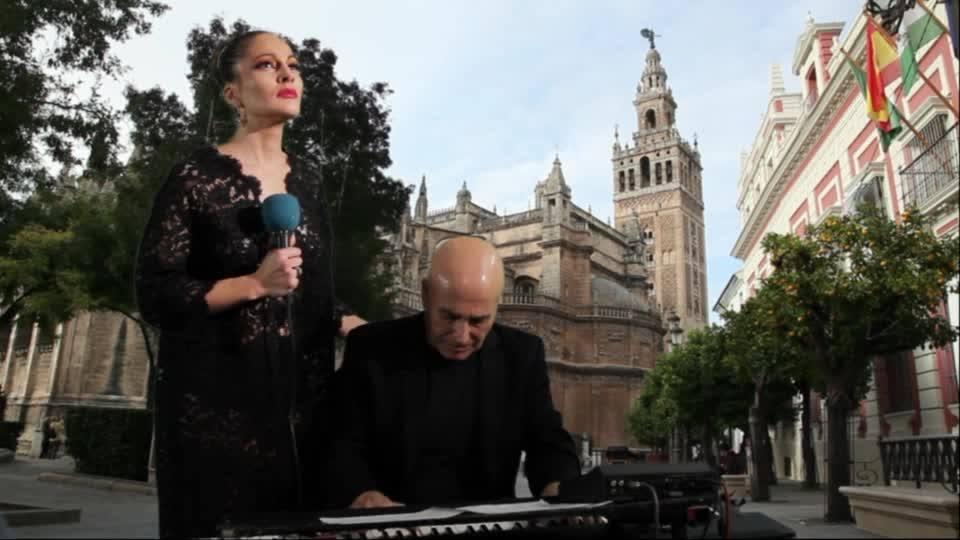 Copla Mayka Romero y Rafael Rabay