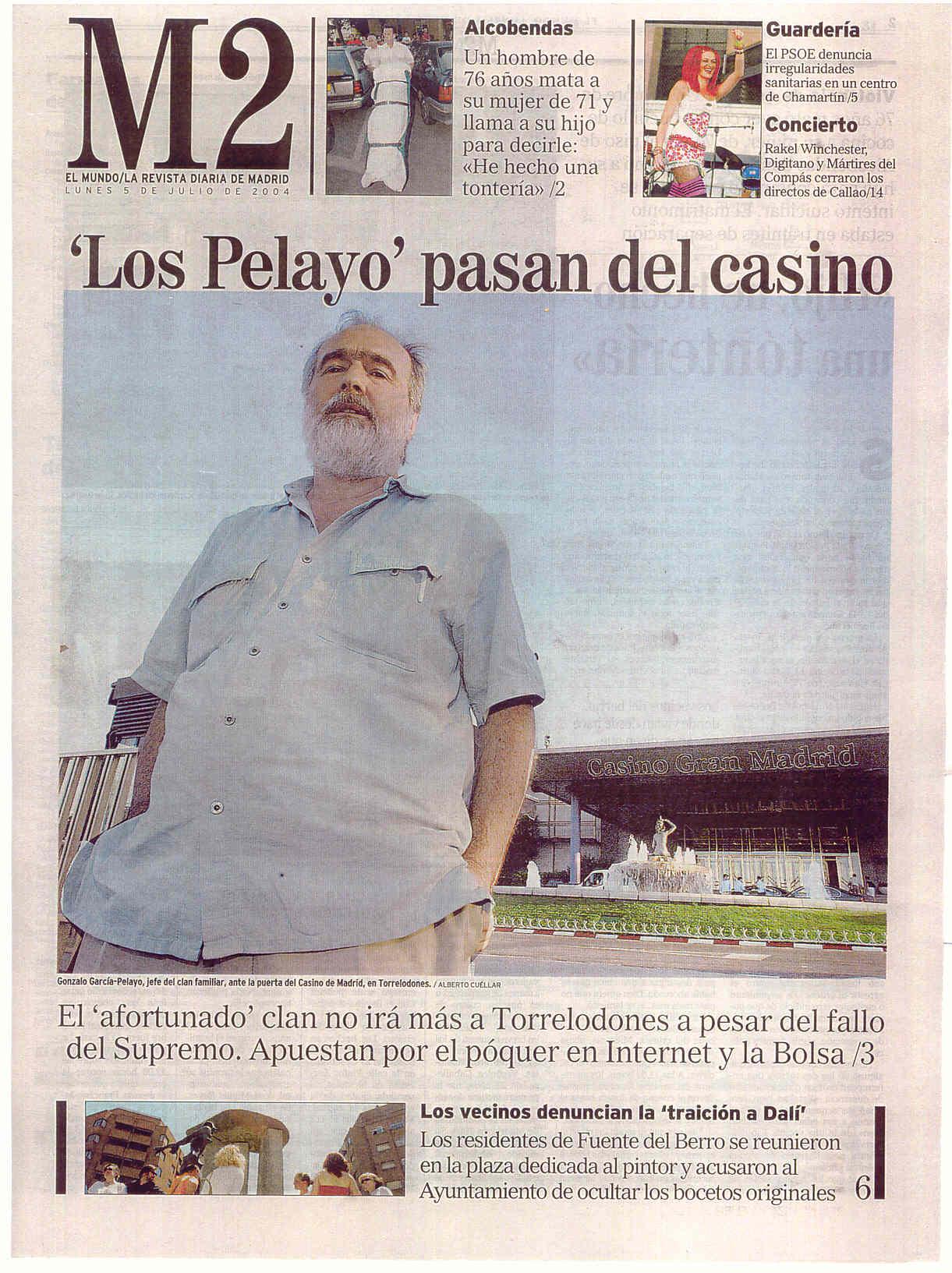 pelayo casino