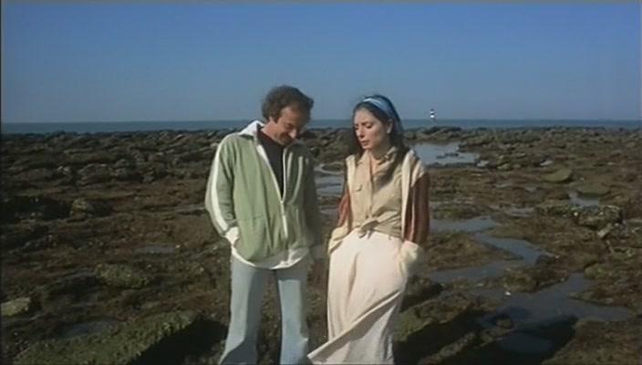 Escena de Frente al mar una película de Gonzalo García Pelayo