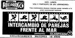 Cine ABC Park Frente al mar de Gonzalo García Pelayo