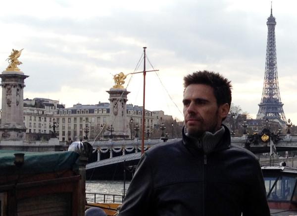 Jeri Iglesias en Paris, Retrospectiva Gonzalo García Pelayo