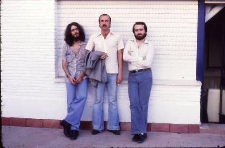Javier, Miguel Ángel Iglesias y Gonzalo Garcia Pelayo