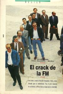Metropoli los Cracks de la FM 6
