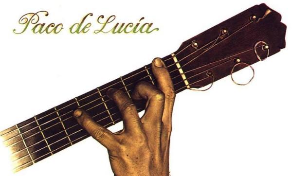 Paco de Lucía de Máximo Moreno