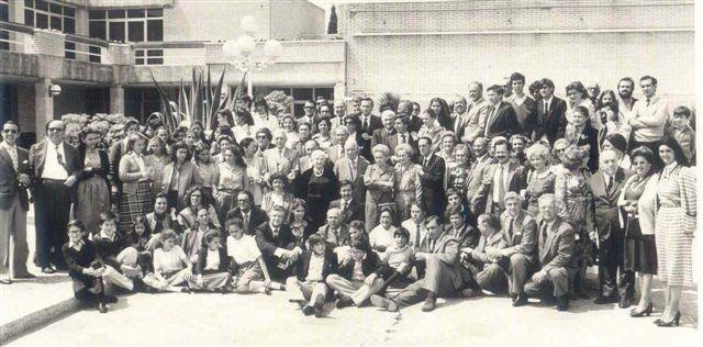 """Reunión """"Pelayada"""" familia de Gonzalo García Pelayo"""