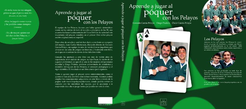 Portada Aprende a Jugar al poker con Los Pelayos