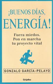Portada Buenos dias Energia libro escrito or Gonzalo Garcia Pelayo