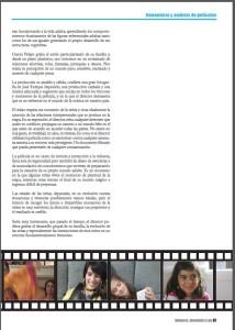 Revista Infancia, Niñas una pelicula de Gonzalo Garcia Pelayo