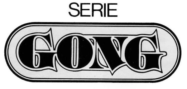 Sello serie Gong, Gonzalo García Pelayo