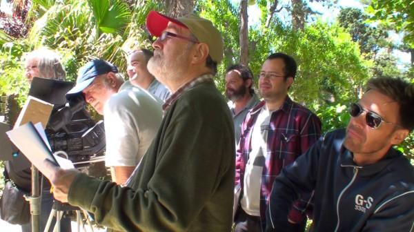 Siete cineastas en Alegrias de Cádiz de Gonzalo García Pelayo