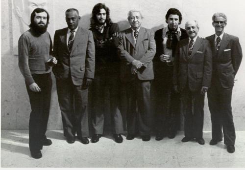 Carlos Puebla y Los Tradicionales con Javier y Gonzalo García Pelayo